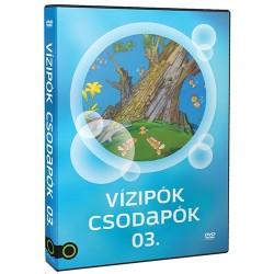 DVD Vízipók, csodapók 3.