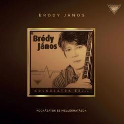 CD Bródy János: Kockázatok és mellékhatások (Remastered 2017 +2 Bónusz)