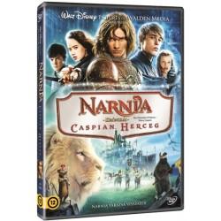 DVD Narnia krónikái 2. - Caspian herceg