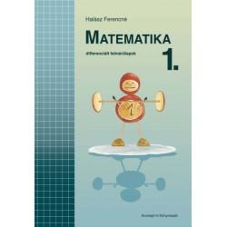Matematika differenciált felmérőlapok 1. osztályosoknak