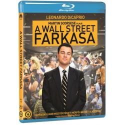 Blu-ray A Wall Street farkasa