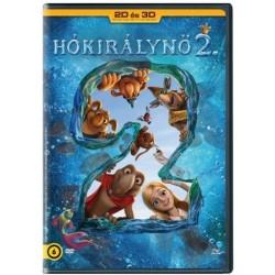 DVD Hókirálynő 2.