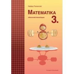 Matematika differenciált felmérőlapok 3. osztályosoknak
