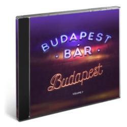 CD Budapest Bár: Volume 7. - Budapest
