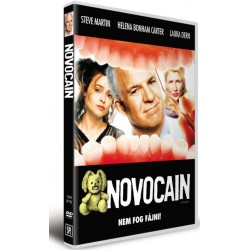 DVD Novocain
