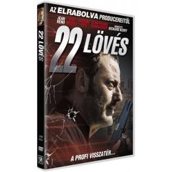DVD 22 lövés