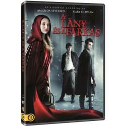 DVD A lány és a farkas