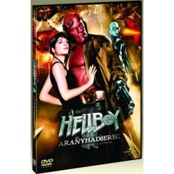 DVD Hellboy II - Az aranyhadsereg