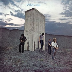 LP The Who: Who's Next