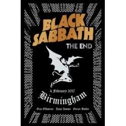 DVD Black Sabbath: The End