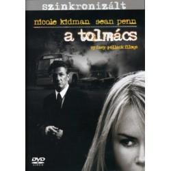 DVD A tolmács
