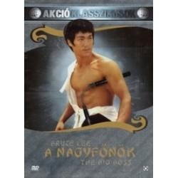 DVD A nagyfőnök