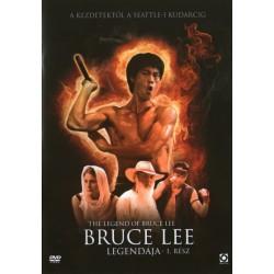 DVD Bruce Lee legendája - 1. rész
