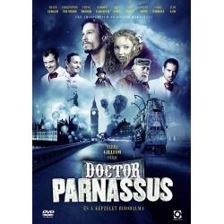 DVD Doctor Parnassus és a képzelet birodalma
