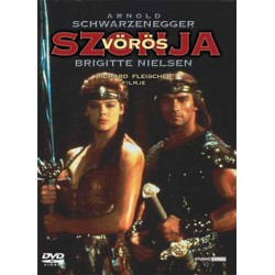 DVD Vörös Szonja