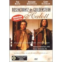DVD Rosencrantz és Guildenstern halott