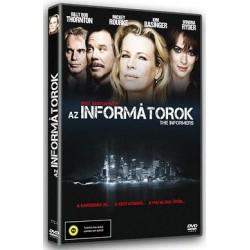 DVD Az informátorok