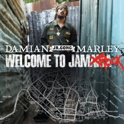 CD Damian Marley: Welcome To Jamrock
