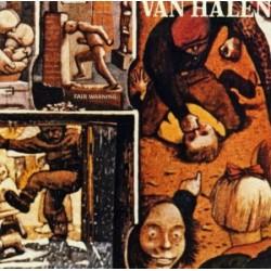CD Van Halen: Fair Warning