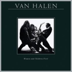 CD Van Halen: Women And Children First
