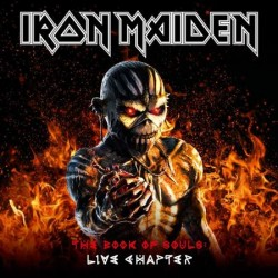 CD Iron Maiden: The Book Of Souls - Live Chapter (2CD)