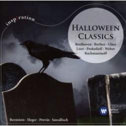 CD Halloween Classics: Beethoven, Berlioz, Glass, Liszt, Prokofieff, Weber, Rachmanionoff