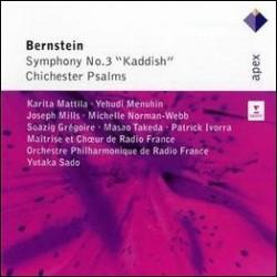 CD Bernstein: Symphony No.3 Kaddish - Chichester Psalms