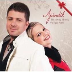 CD Balássy Betty & Varga Feri: Ajándék