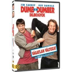 DVD Dumb és Dumber - Dilibogyók