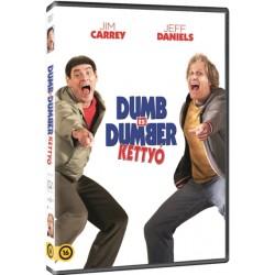 DVD Dumb és Dumber kettyó