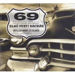 CD Ferenczi György - Első Pesti Rackák feat Gryllus Dániel és Vilmos, Russ Pahl: 69 Nashville Session