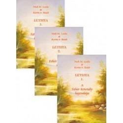 Lethya 1-3. (A Fehér Kristály legendája, A Fehér Kristály útja, A Fehér Kristály háborúja)