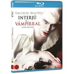 Blu-ray Interjú a vámpírral