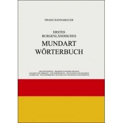 Erstes Burgenlandisches Mundart Wörterbuch