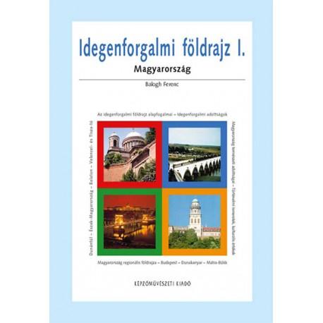 Idegenforgalmi földrajz I-II. - Könyvbagoly d6490294d0