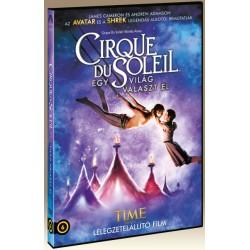 DVD Cirque du Soleil: Egy világ választ el