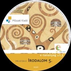 Irodalom 5. interaktív tananyag CD