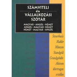 Számviteli és vállalkozási szótár
