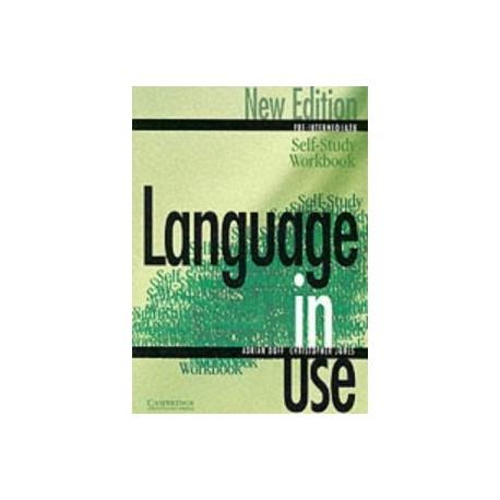 Language in Use Pre-intermediate Self-Study Workbook