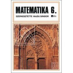 Matematika 6. bővített változat keménytáblás