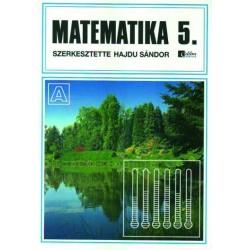 Matematika 5. osztály alapszint