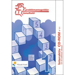 A problémamegoldás tanulható 1. CD-ről indítható változat