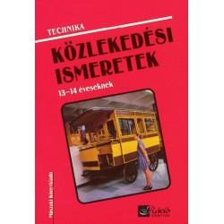 Közlekedési ismeretek 13-14 éveseknek