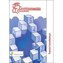 A problémamegoldás tanulható 1. tanári kézikönyv CD-ROM