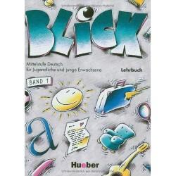 Blick 1 Lehrbuch