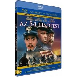 Blu-ray Az 54. hadtest (4K változat)