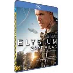 Blu-ray Elysium - Zárt világ