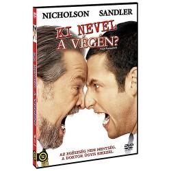 DVD Ki nevel a végén?