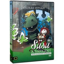 DVD Süsü, a sárkány (duplalemezes kiadvány)