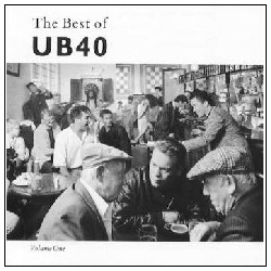 CD UB 40: The Best Of Volume One